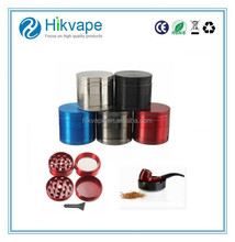 2017 elegant muti layers weed grinder customized logo herb grinder tobacco grinder for dry herb vaporizer,twisty glass blunt
