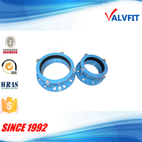 Ductile iron Viking Johnson Type Flange Adaptor