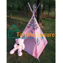 New design eco-friendly teepee tent with certificate