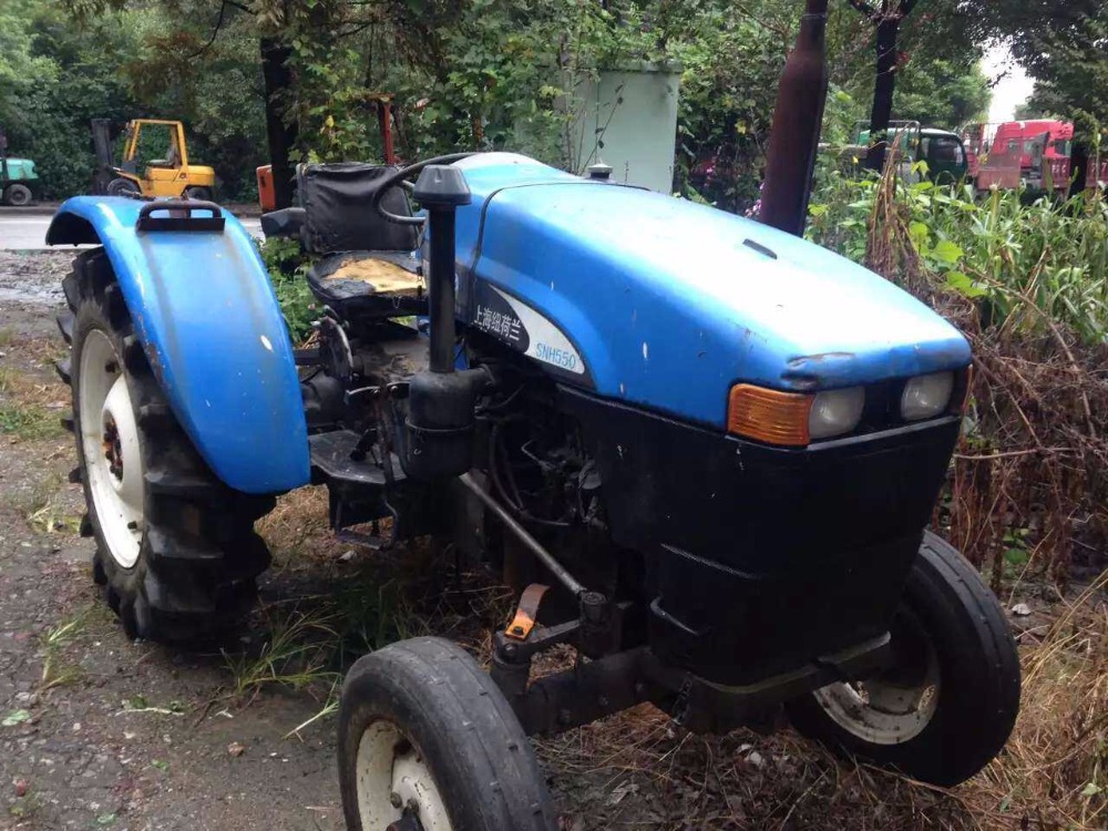 New Holland tractor cheap price 45 HP supplying all kinds of used tractors