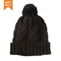 High quality beanie hat with ear muff
