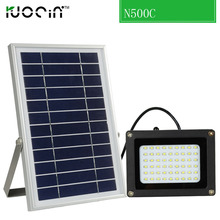 CHEAP outdoor All in One Solar Floodlight for yard garden street park