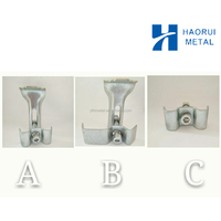 steel grating fitting fixed grating clamps/clips