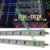 DC 5V Hot-selling addressable liner matrix highlight led light bar ws2801 digital led strip