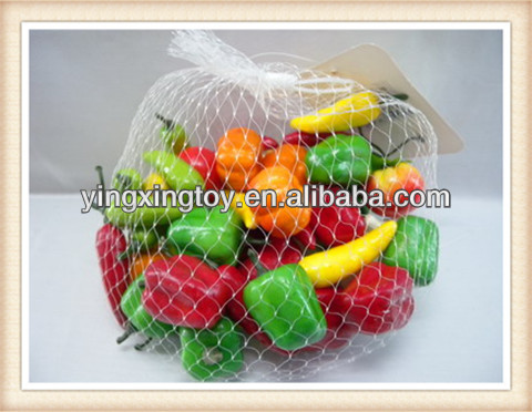 plastic toys fruits and vegetables for kids