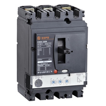 CNSX circuit breakers from 100 to 250A up to 690V 3P MCCB, commercial circuit breaker