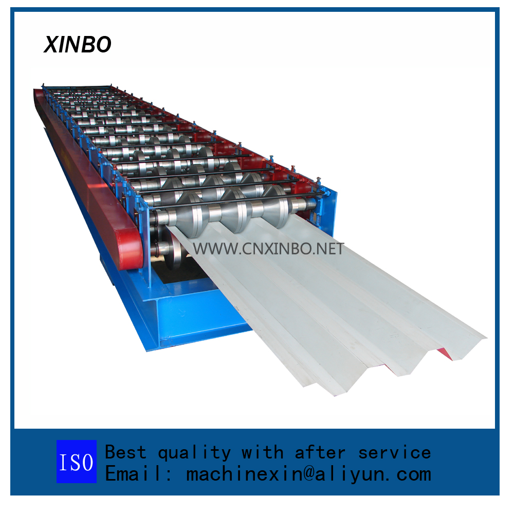 Metal roof panel roll forming machine,automatic roll die cutting machine