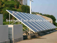 Solar power 3KW Mini Specification and Home Application Solar Electricity Generating System for Home