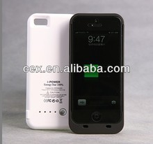 FOR IPONE 5 BATTERY CHARGER CASE 2500mah!