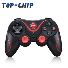 2018 factory direct price Newest Cheap wireless BT mobile phone joystick for IOS android joystick s3 pc gamepad