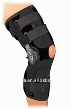 Orthopedic knee support brace/hinged knee brace with FDA and CE Certificate