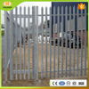 low price high quality china supply european aluminium palisade fence