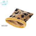 Popular Fleece long plush Cat Sleeping Bag