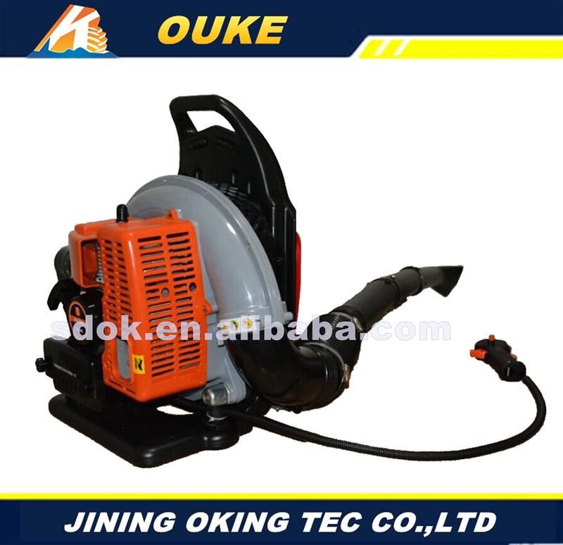 Industrial road blower for clearing concrete road machine OKB-650