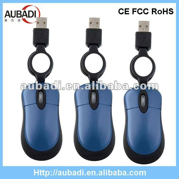 Best Selling Cheap Retractable USB Mini Wireless Optical Mouse Driver