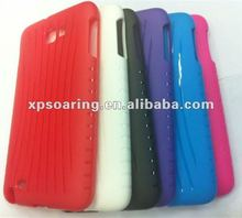 New TPU case back coverfor Samsung galaxy Note i9220