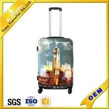 "24"" durable aluminum trolley case"