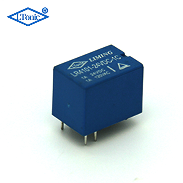 120V miniature pcb relay communicate relays
