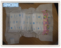 Good quality high absorption disposable baby diapers