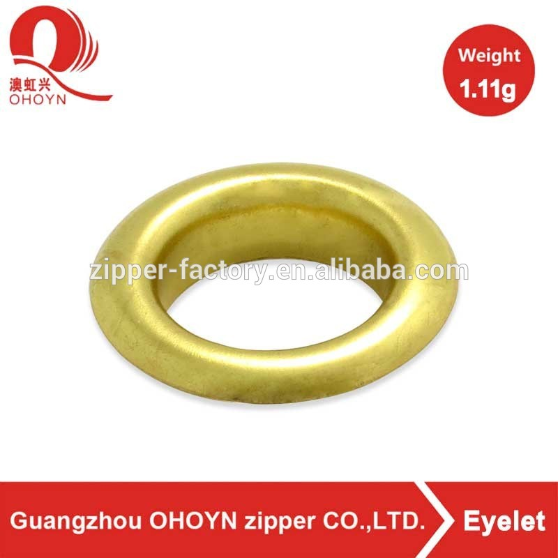guangzhou factory decorative grommets eyelet
