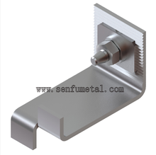 Stainless Steel braket for stone cladding/Stone Z Anchor for Soffits, Soffit Anchor for marble angle