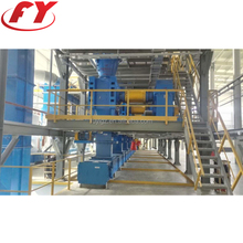 Chemical fertilizer, mineral fertilizer, inorganic powder roller compaction granulator without any adhesive