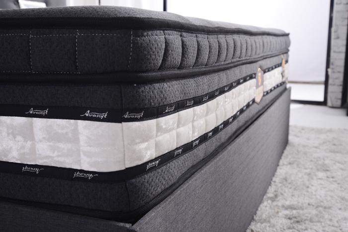 European Style Good Quality Memroy Foam pressed