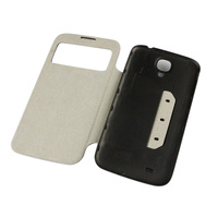 FLIP PU Leather CASE Cover Smart Wake View For SAMSUNG GALAXY S4 S IV