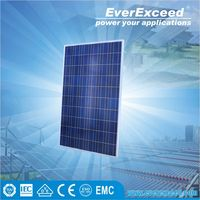 polycrystalline 260W 250w solar panel manufacturers in china