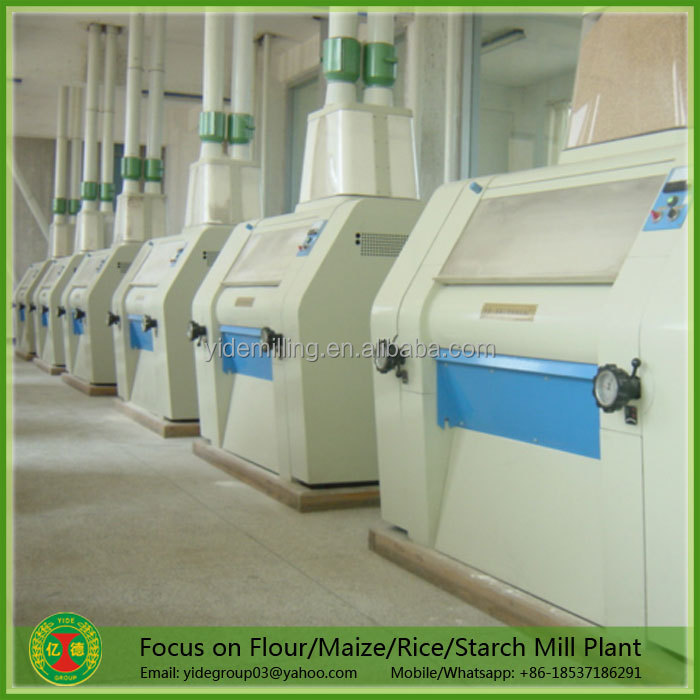 Turnkey projects good price domestic flour mill