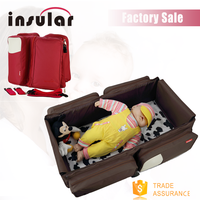 wholesale Baby travel sleeping cot crib bag manufacurer