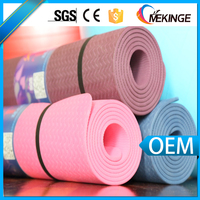 10mm earthing washable TPE yoga mat