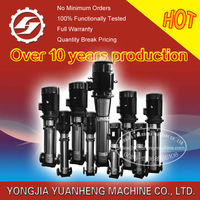 Multistage vertical centrifugal water pump/Multistage centrifugal pump