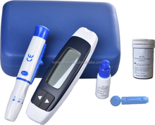 small multi meter sample glucometer for measure blood sugar test