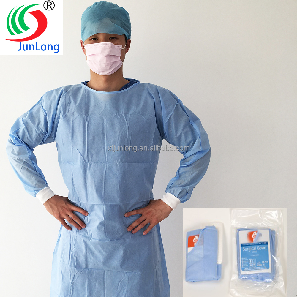 low Price Disposable Breathable Coverall/nonwoven Medical Protective Clothings/non woven Medical Overalls with CE