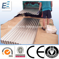 Aluzinc steel galvalume corrugated sheets roof panel