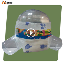 sleepy type disposable baby diaper dry surface absorption baby diaper
