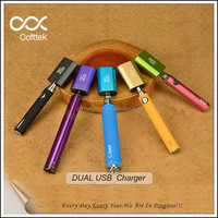 Alibaba innovative products Cofttek for colored smoke e cigarette android phone usb multi charger cable