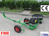 lawn grass cutting machine honda engine tractor atv disc mower