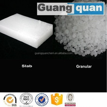 Package Industry Slab/Granular Liquid Spray Paraffin Wax