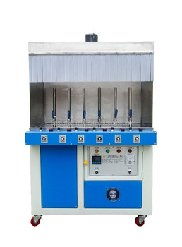 XY-809T Steam and Soften Shoes Making Machine Automatic With 6 Pipes
