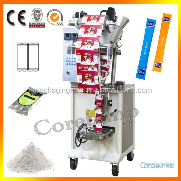 Full Automatic Small Bag Food Powder Packaging Machinery
