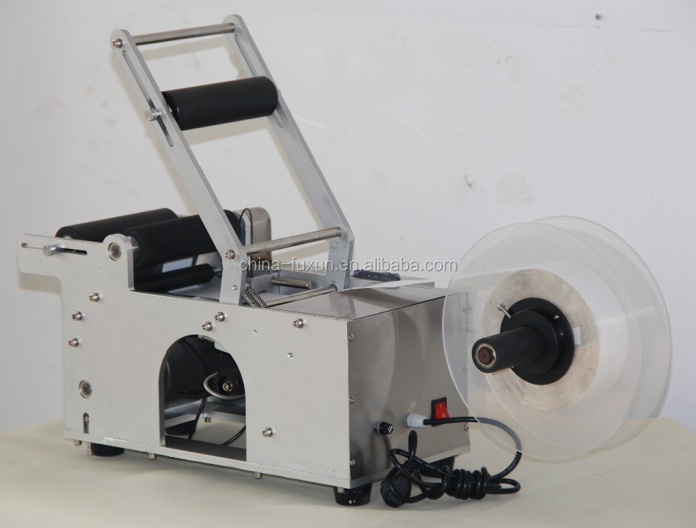 small label machine