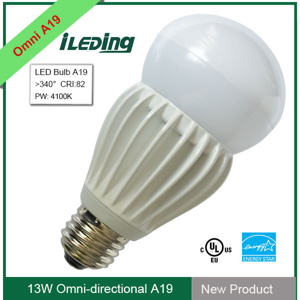 UL Dimmable OMNI 12w led a19 lamps