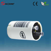 single AC100-130V 4-65W T8 fluorescent lamp starter