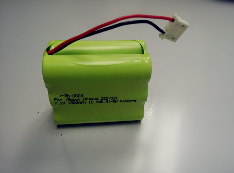 China 2000mah 7.2v Ni-mh Battery/2000mah Ni Mh 7.2v Aa Battery Pack High Quality 2000mah Ni Mh 7.2v