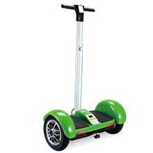 10 inch big wheels smart self balance scooter WITH HANDLE WITH REMOTE smart self balancing electric drift board scooter