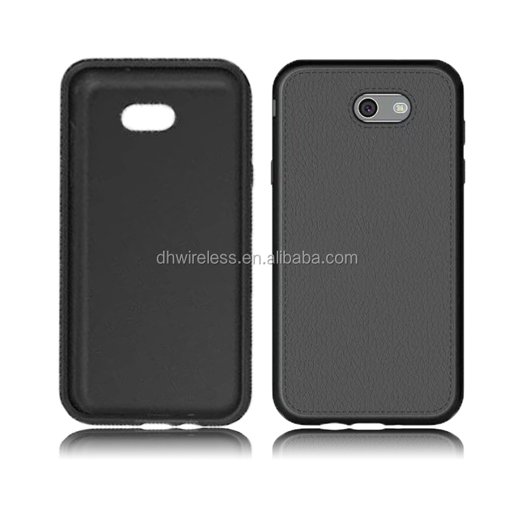 pc leather case for samsung galaxy A7 2017,cellphone cover for galaxy A7 2017