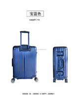 Hot sale Chinese supplier travel trolley aluminum luggage 4 wheel