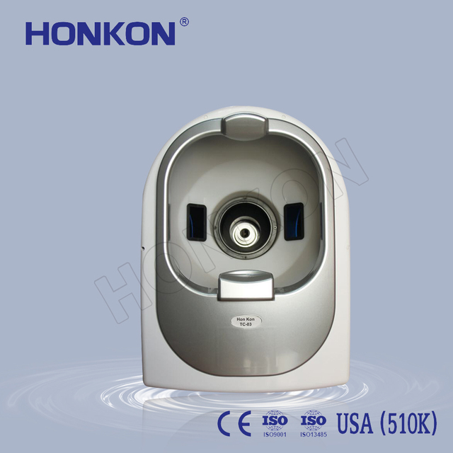HONKON Oem Professional Best Clinic Use Face Skin Test Machine/Skin Analysis Equipment